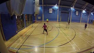DC Badminton 16/12/2018 - Game 5 - KU vs DC