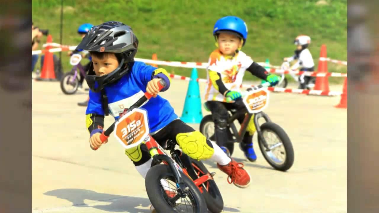 Monster Kids Team 20160220 Balance Bike Group Hk Race