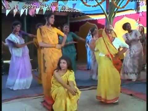 Lado ubtan lagala ! Vivah song ! Chotki bahu bhojpuri movie-(usha mangeshkar)