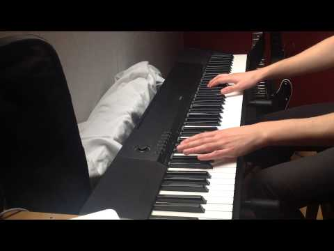 I Belong To You ( Mon Coeur S'ouvre A Ta Voix ) - Muse - Piano Cover