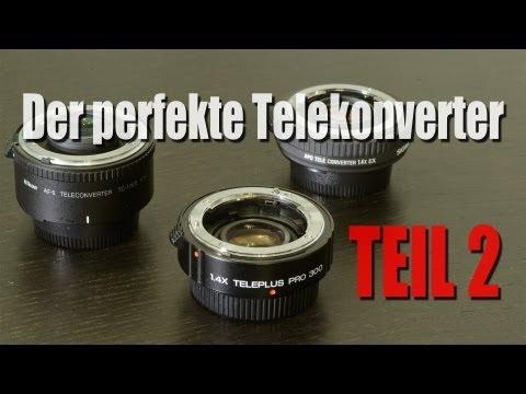 Der perfekte Teleconverter - Teil 2 - Kenko Teleplus 1.4x - Sigma EX 1.4x - Nikon TC-17E II