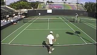 錦織圭 13歳、2003 Jr.Orange B U14 Final & Kei vs Maythin(ven)7.5,2.6,3.6 vol.2/ Junior Tennis 錦織圭 検索動画 23