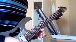 Master of puppets first solo cover
