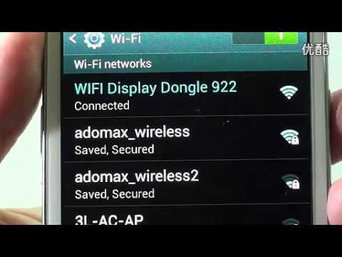 How Miracast  Wireless Display Working!  YouTube