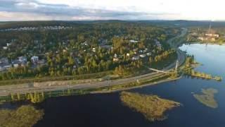 DJI Phantom 4 – Jyväskylä, Finland