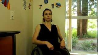 Tetra Society wheelchair stroller and accessible crib thumbnail
