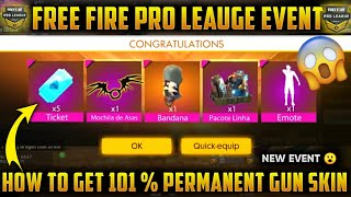 GARENA FREE FIRE PRO LEAGUE EVENT UPCOMING UPDATES FULL DETAILS | NEW MAGIC CUBE EXCHANGE BUNDLE