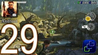 Brothers In Arms 3: Sons of War Android Walkthrough - Part 29 - Chapter 7: Raid