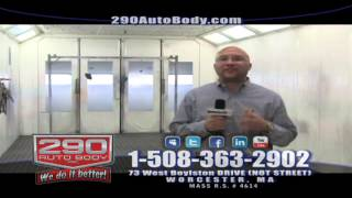 290 Auto Body - November 3, 2012 - WorcesterTV.com - Used Cars Worcester, Ma