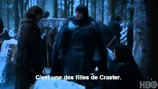 Trône de Fer saison 2 Episode 2 - The Night Lands - Trailer