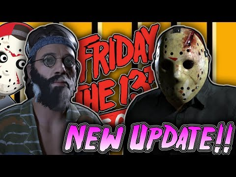 FRIDAY THE 13TH!!🔪 | NEW UPDATE!! HIGHER LEVELS!!? | 1080p | Interactive Streamer