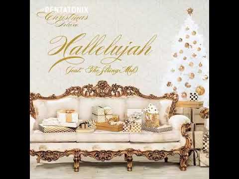 Pentatonix Hallelujah(feat.the String Mob)