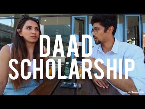 DAAD SCHOLARSHIP - PhD In Germany