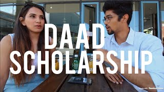 DAAD SCHOLARSHIP - PhD in Germany