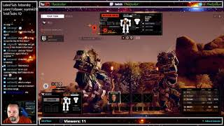 BattleTech Solaris 7 Tournament 1v1 Medium Mech Only Round 2 vs Horus