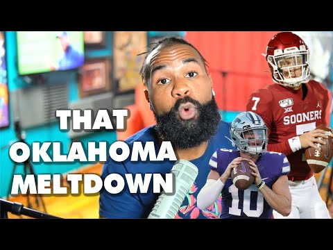 Instant Reaction Recap: Spencer Rattler And That No. 3 Oklahoma Meltdown Against Kansas State