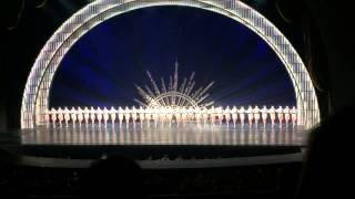 Radio City Music Hall Spring Spectacular with the Rockettes! New York, New York!
