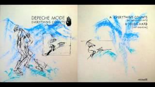 artist: Depeche Mode - song: Work Hard (East End Remix) - from sing...
