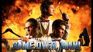 Game over pelicula