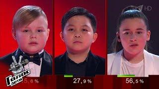 Объявление победителя - Финал - Голос.Дети - Сезон 6
