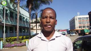 Harare Man Stages One-Man Demonstration Against ZESA #263Chat
