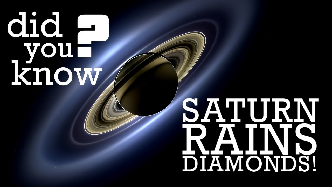 It Rains Diamonds on Distant Planets - Did You Know? Fact ...