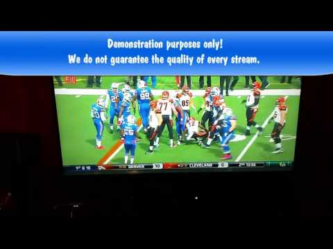 Watch Live NFL Games Free Without DirectTv