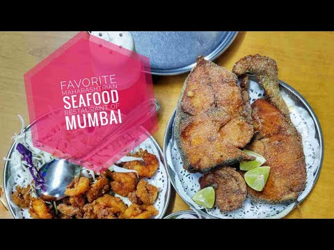 Highway Gomantak ! Best Seafood Restaurant In Mumbai ! Favorite  Fish Place ! Prawns Fry ! Food Vlog