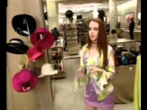 Lindsay Lohan Get A Clue Interview/Promo Commercial