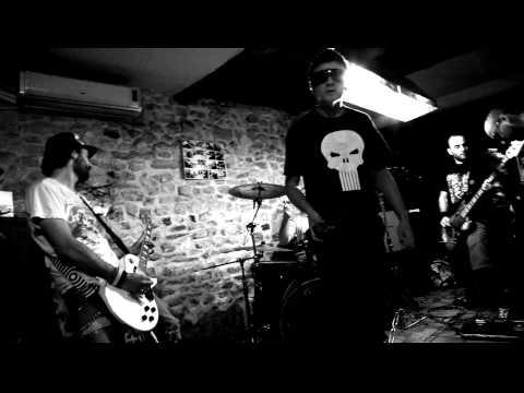 Startruckers - The Walking Dead - Live at Le Sunset café - Aix - 21-06-2011