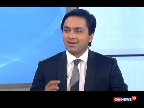 CNN News 18: Virtuosity  - How safe are we from hacking | Saket Modi