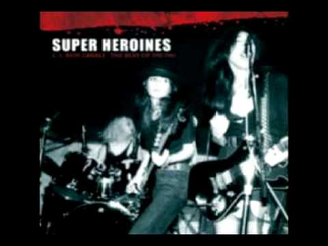 Super Heroines - Night Stalker