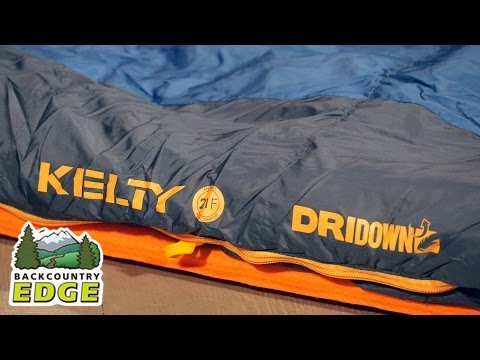 Kelty Cosmic Down 21 Degree Sleeping Bag