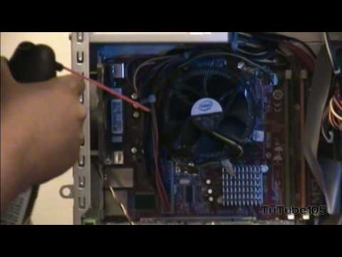 How to Clean a Dusty PC