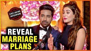 Puneesh Sharma Bandagi Kalra REVEAL Their Marriage Plan   Sharad Malhotra Sangeet Ceremony