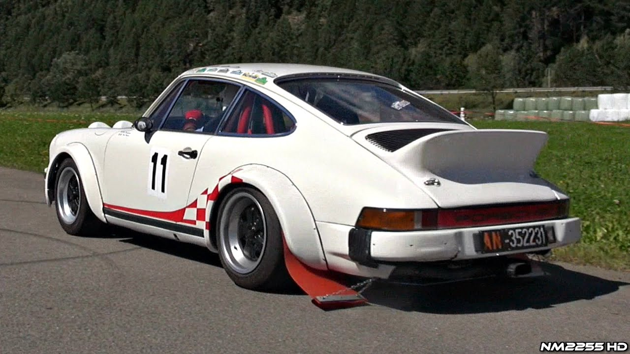 This Old School Porsche 911 Sounds Better Than Most Supercars Out There  Today!!