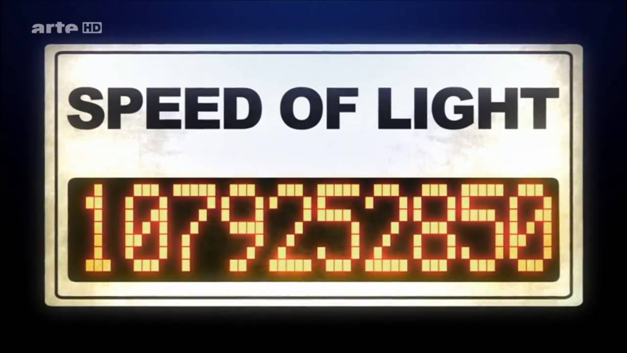 La Lumière Du Temps vitesse de la lumière explication espace temps - youtube