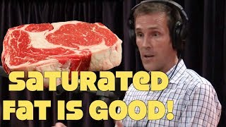 Saturated Fat Is Good! Chris Kresser Debunked