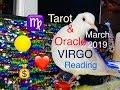 Virgo March 2019 🔑♍️Monthly Tarot & Oracle Forecast💕 #tarot #virgo #Virgo