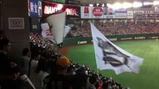 Bs 糸井嘉男応援歌(チャンスver) 東京ドーム 2013年5月25日 thumbnail