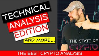 LIVE Bitcoin and Alts, Weekly Close - Technical Analysis Crypto - Episode 470