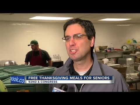 Local non-profit delivers Thanksgiving meals to area seniors