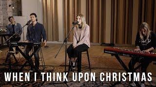 vuclip When I Think Upon Christmas // Hillsong Worship // New Song Cafe