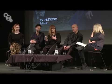 Poldark Season 1 Q&A with Aidan Turner  Eleanor Tomlinson  BFI