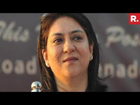 Priya Dutt Sacked From AICC Post, Takes a Jibe at Congress