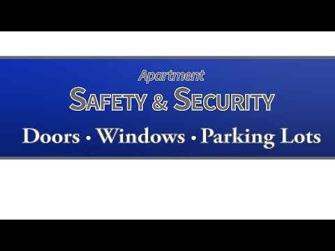 Apartment Safety - Tenant Resource Center