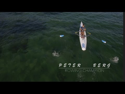 Rowing with Peter Berg | DJI Inspire 1