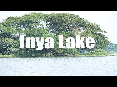 Inya Lake, Rangoon, Myanmar | Canon HD | Virtual Trip