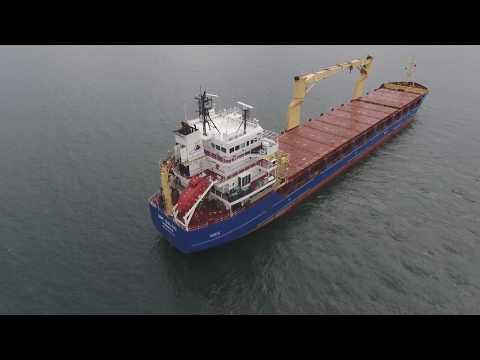 BBC Baltic Cargo Ship 14/08/2018