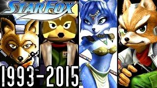 Star Fox ALL INTROS 1993-2015 (Wii U, GCN, N64, SNES)